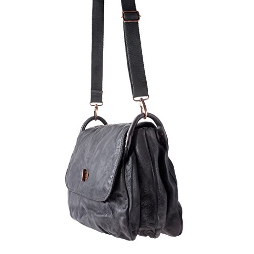 black Shoulder Bag Black One DuDu One Women's Size Black Women's Bag DuDu black DuDu Women's Shoulder Size wSOYpqgx