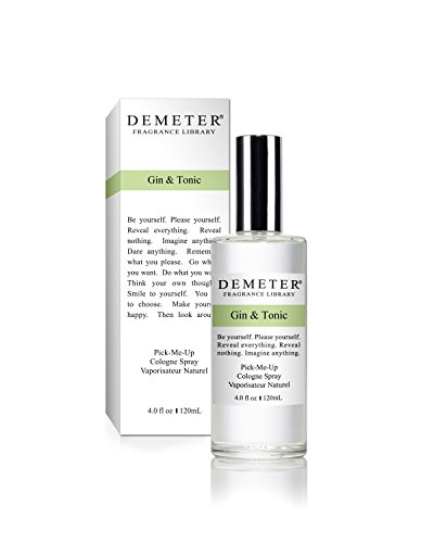 Demeter By Demeter For Men and Women. Gin And Tonic Cologne Spray 4 Ounces