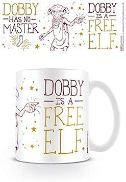 Harry Potter - Mug Dobby, 320 ML: Amazon.es: Hogar