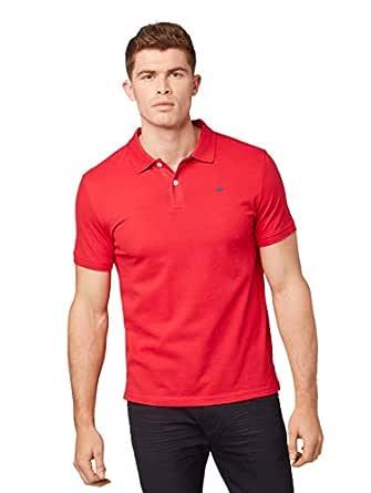 Tom Tailor Basic Polo para Hombre: Amazon.es: Ropa y accesorios
