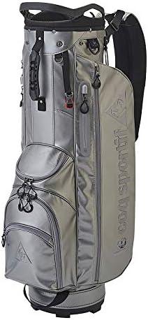 le coq sportif ルコック ゴルフ 2019年 バックパック型 軽量 キャディバッグ QQBOJJ01