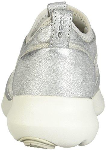 C1007 0KY15 D829DE Silver Shoes Geox ZOqFw6UU