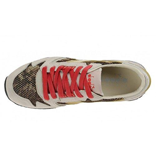 Shoes 019 Exode Beige Gris Diadora 161341 H1z4gxqP