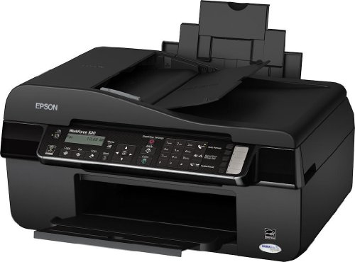 Epson WorkForce 520 Color Ink Jet All-in-One (C11CA78241)