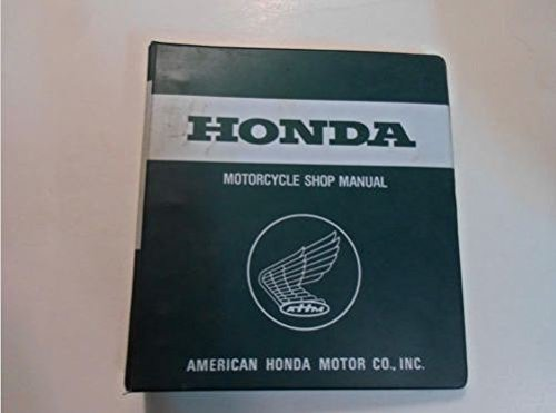 1980 1981 1982 Honda C70 Shop Manual BINDER STAINED FACTORY OEM BOOK 80 82 DEAL
