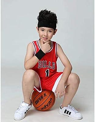 REDLIFE Jersey Camiseta De Baloncesto, Chicago Bulls Derrick Rose ...