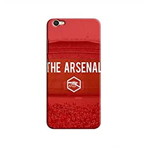 Cover It Up - The arsenal Print V5 Hard Case