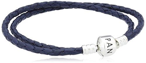 Pandora Double Leather Bracelet 590705CDB D3