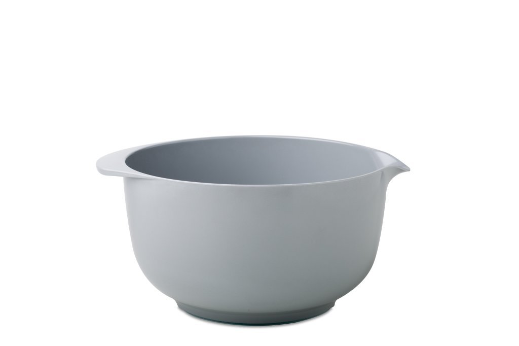 Rosti 102512043400 Margrethe Mixing Bowl 4.0l, Grey RST25120GY
