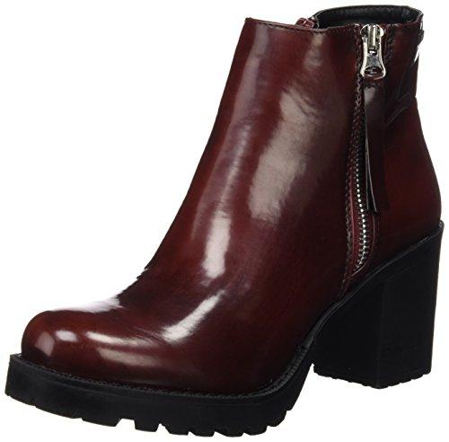 MTNG Collection 51594, Zapatos de Tacón para Mujer Rojo (CORDOBANO VINO)