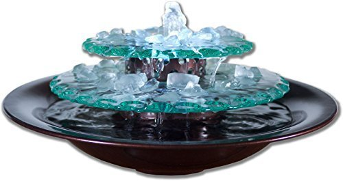 Bluworld WWMLDG Moonlight Tabletop Fountain by Bluworld by BluWorld
