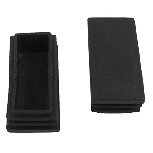 uxcell Plastic Rectangle Inserts Blanking