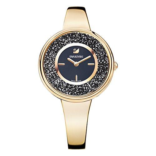 Swarovski Crystalline Pure Watch 5295334 Gray (Best Branded Watches Under 10000)