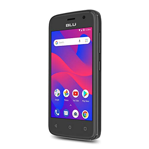 (BLU Advance A4 -Unlocked Dual Sim Smartphone -Black)