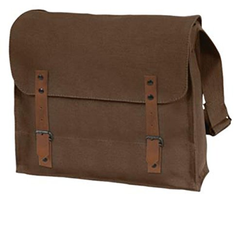 Rothco Canvas Medic Bag/No Imprint, Brown