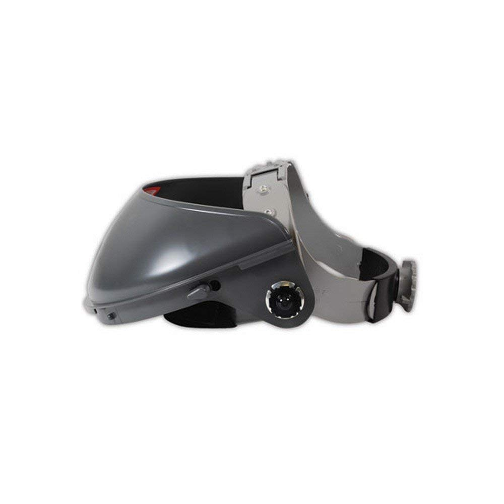 Fibre-Metal by Honeywell F400 High Performance Headgear 4'' Crown Size and 3C Ratchet Suspension