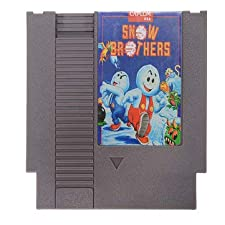 Buy Snow Brothers Nintendo NES Video Games on the Store ...