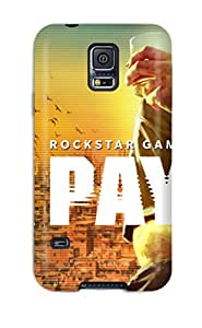 Cute High Quality Galaxy S5 Max Payne 3 2012 Game Case 9314290K13869860
