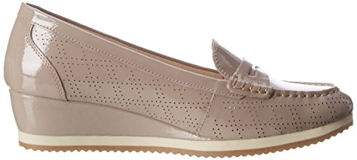 Stonefly Francy 6, Mocasines para Mujer Gris (Taupe 423)