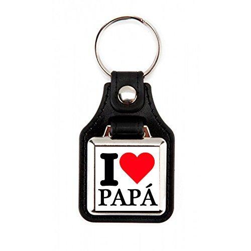 Llavero para día del Padre | Llavero Fabricado en Polipiel ...