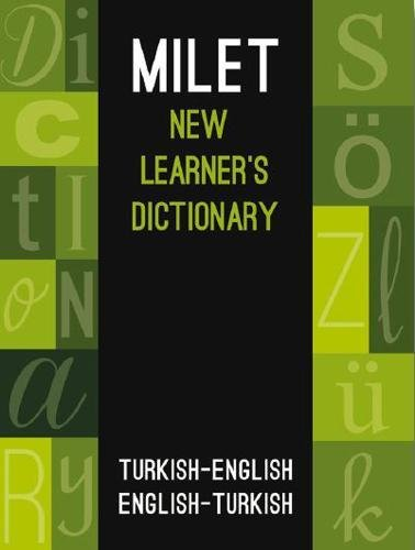 Milet New Learner's Dictionary: Turkish-English & English-Turkish