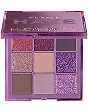 Huda Beauty Haze Obsessions Eyeshadow Palette, Purple - Pack of 1