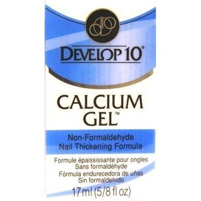 Develop-10 Calcium Gel Nail Thickening Formula 0.625oz by Develop ()