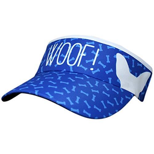 - Headsweats Performance Visor Woof Supervisor