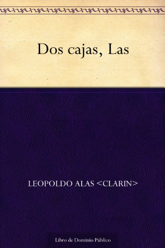 Las Dos cajas (Spanish Edition) Kindle Edition