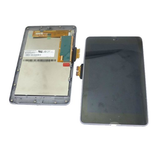 Full LCD Screen with Touch Digitizer Assembly with Frame ...