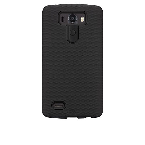 Case-Mate Tough Case for LG G3 - Retail Packaging - Black (Best Phone Case For Lg G3)