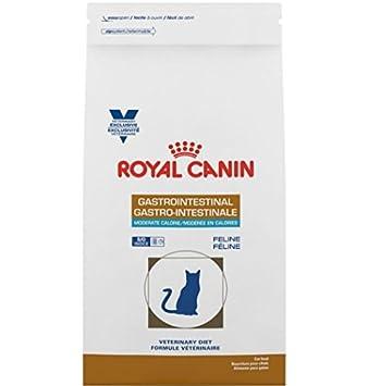 ROYAL CANIN Alimentos gastrointestinales moderados en calorías para gatos 7.7-lb: Amazon.es: Productos para mascotas