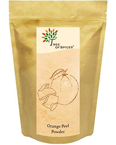 Tree of Spices - Orange Peel Powder - 100g (3.52oz)