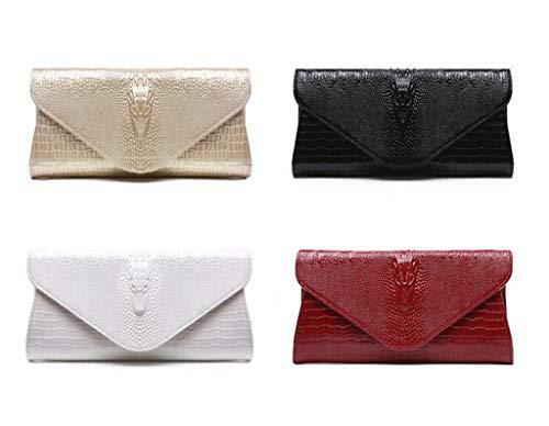 Borse Redwine Nuovo Donna Da Sera Bag Ladies Borsa Pochette Da 77qPw4rR