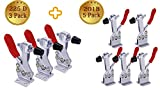 Hold Down Toggle Clamps Latch Red 201B