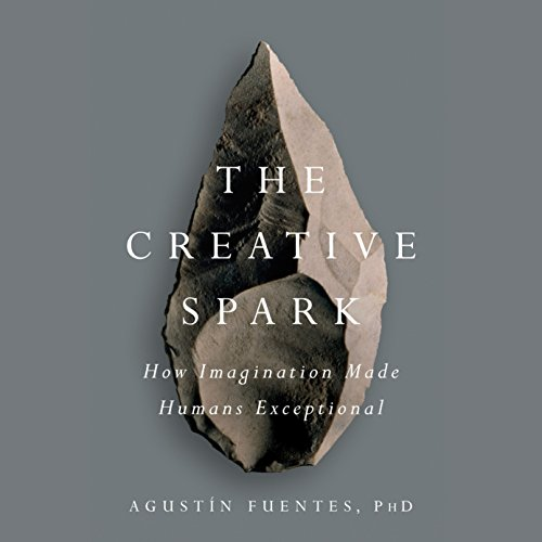 The Creative Spark: How Imagination Made Humans Exceptional by Penguin Audio