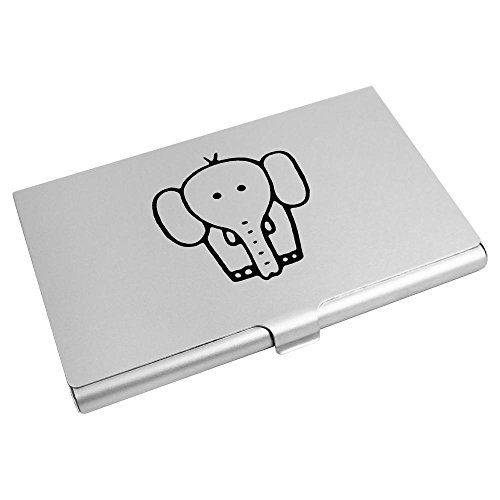 Credit Wallet 'Cute Card Holder Business CH00014920 Card Azeeda Elephant' qnHR1OwqX