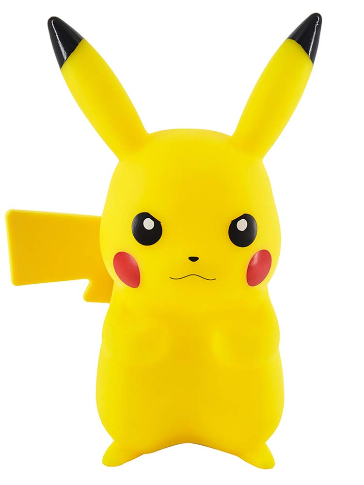 Teknofun 811355 Pokemon - Pikachu LED Lamp - 25 cm, Gelb
