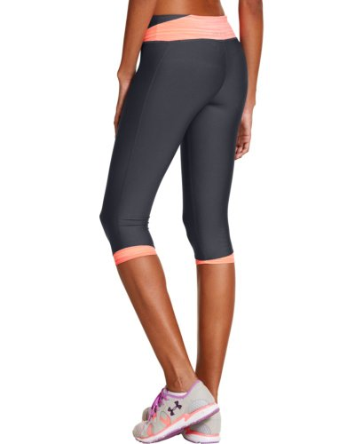 Under Armour Women's HeatGear® Sonic All-In-One Capri Extra Large Lead