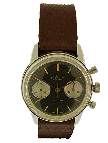 Breitling Chronograph mechanical-hand-wind mens Watch 11911 (Certified Pre-owned)