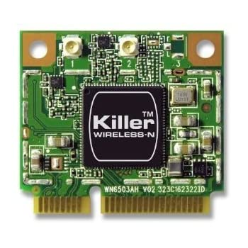 Qualcomm Killer Wireless-N 1202 Network Adapter WLAN Windows 7 64-BIT