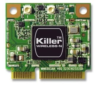Bigfoot Networks KillerN-1202 Notebook Wireless Card by BigFoot Networks