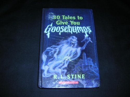Read Online 30 Tales to Give You Goosebumps pdf