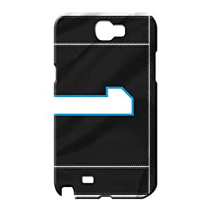 samsung note 2 Highquality Snap stylish cell phone carrying cases carolina panthers nfl football