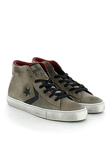 Alte Beige Uomo Sneaker Vulc Converse Pro Leather WBRqRIH