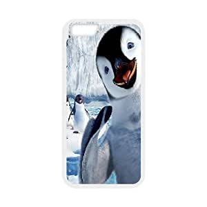 Sexyass Happy Smiling Face IPhone 6 Plus Cases Happy Feet, Protective Cute Happy Smiling Face, {White}
