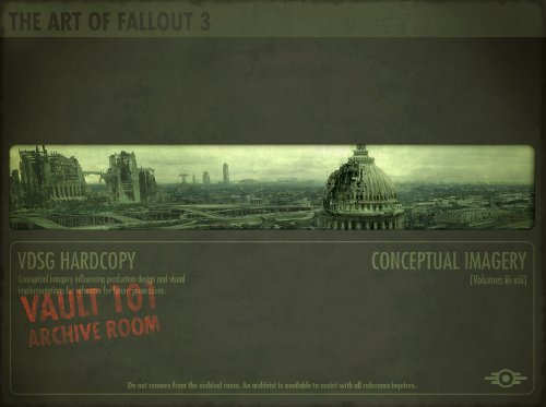 Image of The Art of Fallout 3
