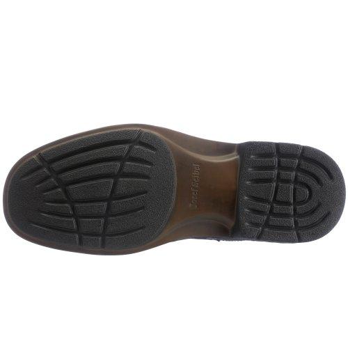 Josef Seibel - Zapatos de cordones de Piel para mujer Negro negro