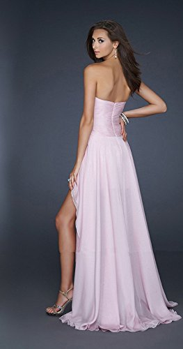 Vimans Damen A-Linie Kleid Violett 2 2XB5pCgFA5