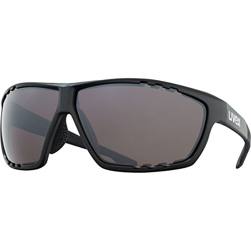 Uvex Sportstyle 706 Colorvision Sunglasses Black Mat/Colorvision Daily (S3), One Size - Men's (Uvex Sportstyle)
